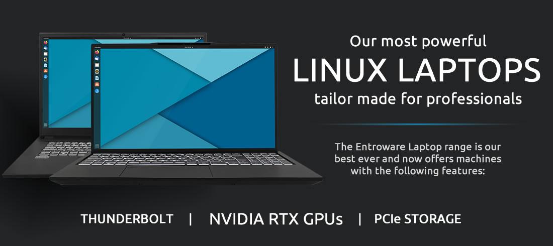 Entroware Ubuntu preinstalled Ultrabooks