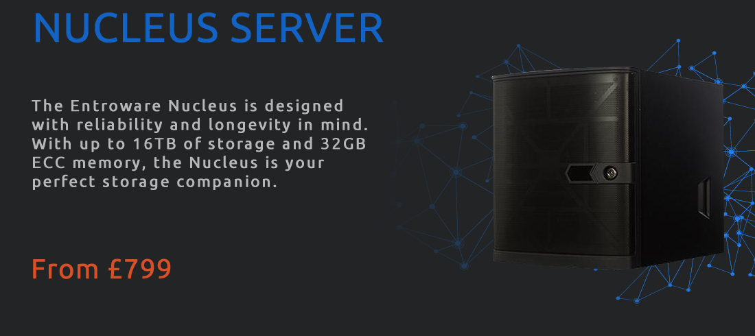 Nucleus Storage Server